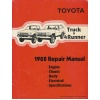 1988 Toyota Truck & 4Runner Repair Manual