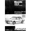 1990 Mazda 323 4WD Factory Workshop Manuals