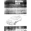 1992 Mazda 323 GTR Factory Workshop Manuals