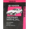 1995 Toyota Supra Factory Service Manual