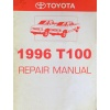 1996 Toyota T100 Factory Service Manual