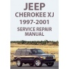 1997 - 2001 Jeep Cherokee Service Manual