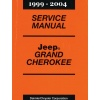 1999 - 2004 Jeep Grand Cherokee Service Manual