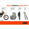 2005 - 2010 KTM 250 Factory Service Manual