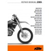 2009 KTM 400 - 450 - 530 Factory Service Manual