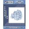 Honda 4 Speed Prelude / Accord AS Transmission Repair Manual ATSG