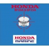 Honda BF20A & BF25A Outboard Engine Repair Manual