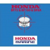 Honda BF75 & BF100 & BF8A Outboard Engine Repair Manual