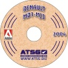 Renault MB1 MJ3 Transmission Repair Manual ATSG